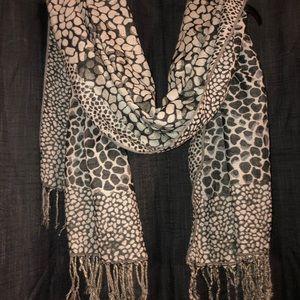 Beautiful printed scarf